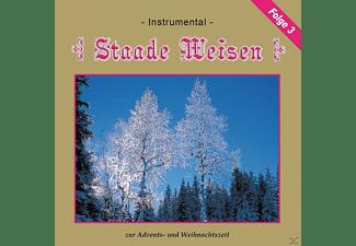 VARIOUS - STAADE WEISEN,3-INSTRUMENTAL  - (CD)