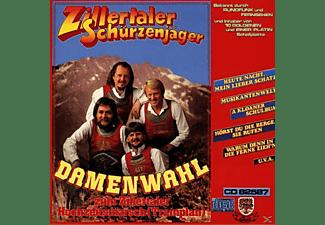 Schürzenjäger - Damenwahl Zum Zillertaler Hoch  - (CD)
