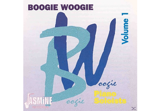 VARIOUS - Vol. 1 Boogie Woogie - (CD)