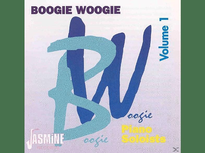 VARIOUS - Vol. 1 Boogie Woogie [CD]