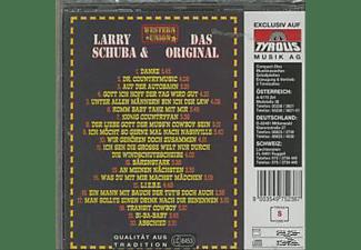 Larry & Western Union Schuba - Das Original - 20 Country Top Volltreffer  - (CD)