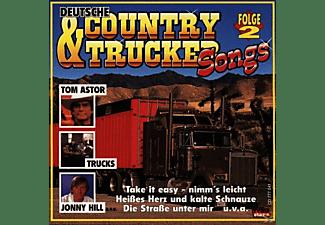 VARIOUS - Deutsche Country & Trucker Songs Vol. 2  - (CD)