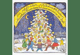 Die Schönsten Weihnachtslieder: Orgelimprovisationen