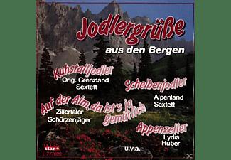 VARIOUS - Jodlergrüße Aus Den Bergen  - (CD)