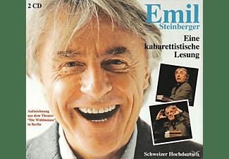 Steinberger Emil - Eine Kabarettistische Lesung  - (CD)