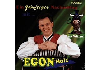 Egon Hölz - Ein Zünftiger Nachmittag Mit...Folge 2  - (CD)