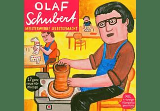 Olaf Schubert - Meisterwerke Selbstgemacht  - (CD)