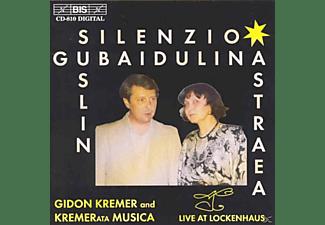 SUSLIN,VIKTOR & GUBAIDULINA,SOFIA - Silenzio/Astraea  - (CD)