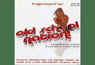 VARIOUS - old school nation vol.1  - (CD)