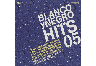 VARIOUS - blanco y negro hits 05  - (CD)