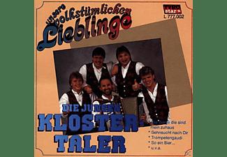 Die Jungen Klostertaler - Unsere Volkstümlichen Lieblinge  - (CD)