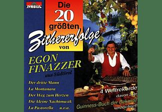 Egon Finazzer - 20 Größte Erfolge  - (CD)