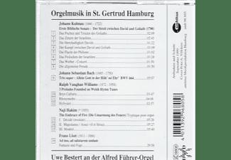 Uwe Bestert - Orgelmusik In St. Gertrud Hamburg  - (CD)