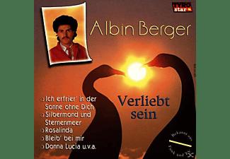 Albin Berger - Verliebt Sein  - (CD)