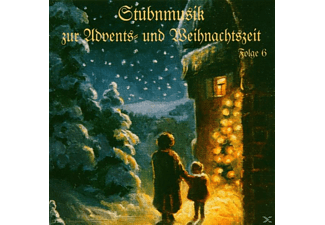 VARIOUS - Stubenm.Z.Advents U.Weihnach.6  - (CD)