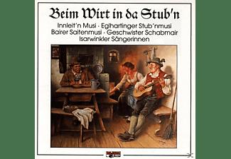 VARIOUS - Beim Wirt In Da Stub'n  - (CD)