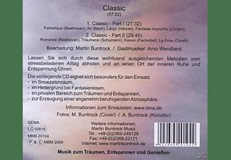 Martin Buntrock - Classic  - (5 Zoll Single CD (2-Track))