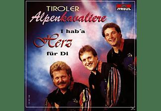 Tiroler Alpenkavaliere - I Hab' A Herz Für Di  - (CD)