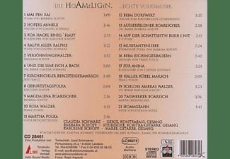 Die Hoameligen - ...Echte Volksmusik  - (CD)