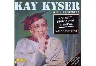 Guy Kyser - A Strict Education In Music  - (CD)