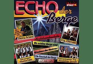 VARIOUS - Echo Der Berge(Henry Arland/Klostertaler/  - (CD)