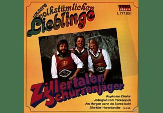 Schürzenjäger - Unsere Volkstümlichen Lieblinge  - (CD)