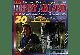Henry Arland - 20 Welterfolge Instrumental (Grand Prix)  - (CD)