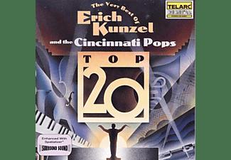 Erich Kunzel, Cincinnati Pops Orchestra - Kunzel/Top 20  - (CD)