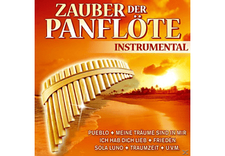 Friedbert Kerschbaumer - Zauber Der Panflöte/Instrume  - (CD)