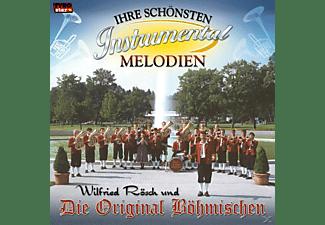 Wilfried Rösch - Ihre schönsten Instrumentalen Melodien  - (CD)