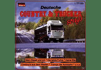 VARIOUS - Deutsche Country & Truckersongs  - (CD)