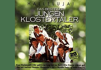 Die Jungen Klostertaler - Das Beste Der Jungen Klostertaler  - (CD)