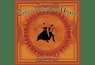 Zigeunerkapelle Farkas - Zigeunermusik Aus Ungarn  - (CD)