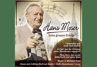 Hans Moser - SEINE GROSSEN ERFOLGE  - (CD)