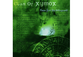 Clan Of Xymox - notes from the underground  - (CD)