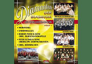 VARIOUS - Diamanten Der Blasmusik  - (CD)