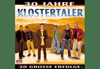 Klostertaler - 30 Jahre-Best of  - (CD)