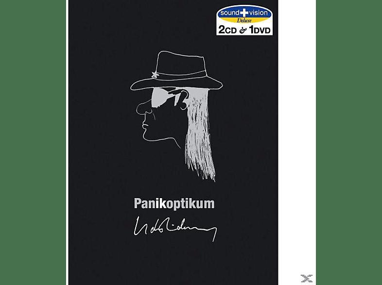 Udo Lindenberg - Panikoptikum (Sound & Vision) [CD + DVD Video]
