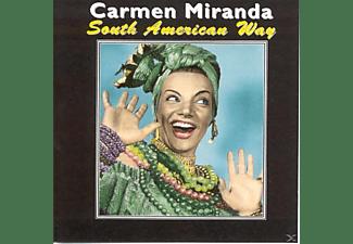 Carmen Miranda - South American Way  - (CD)