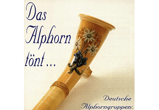 Deutsche Alphorngruppen - Das Alphorn tönt...  - (CD)