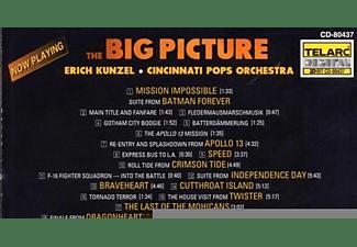 Erich Kunzel - The Big Picture  - (CD)