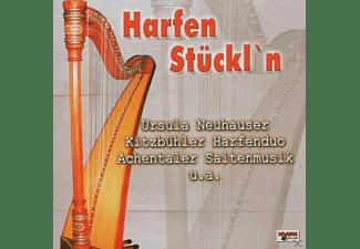 VARIOUS - Harfen Stückl'n  - (CD)