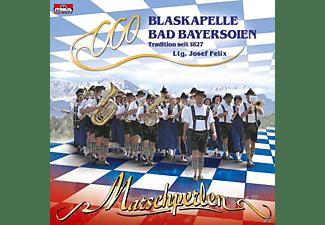 Blaskapelle Bad Bayersoien - Marschperlen  - (CD)