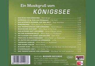 VARIOUS - Ein Musikgruss vom Königsee  - (CD)