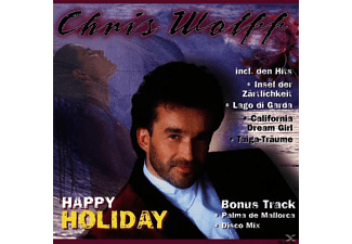 Chris Wolff - Happy Holiday  - (CD)