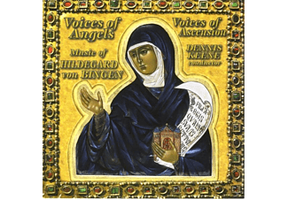 Women Of The Voices Of Ascension - Hildegard Von Bingen:Voices Of Angels - (CD)