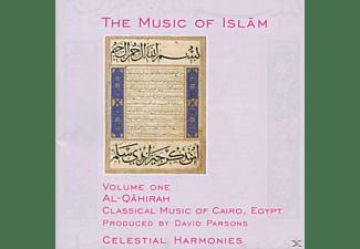 VARIOUS - The Music of Islam,Vol. 1  - (CD)