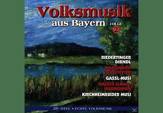 VARIOUS - Volksmusik Aus Bayern Folge 2  - (CD)