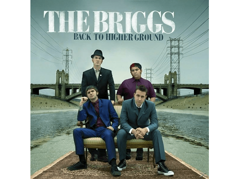 The Briggs - Back To Higher Ground [CD]