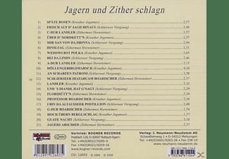VARIOUS - Jagern und Zither schlagn  - (CD)